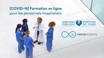[COVID-19] Formation en ligne pour les personnels hospitaliers