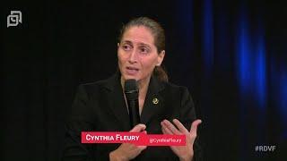C.Fleury : Prendre soin de l'avenir, une nécessité vitale